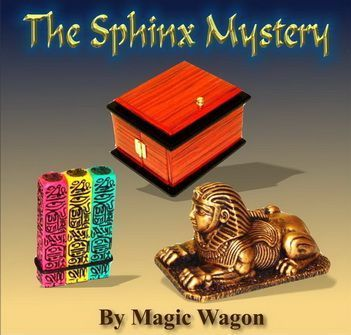 Magic Wagon - Sphinx Mystery
